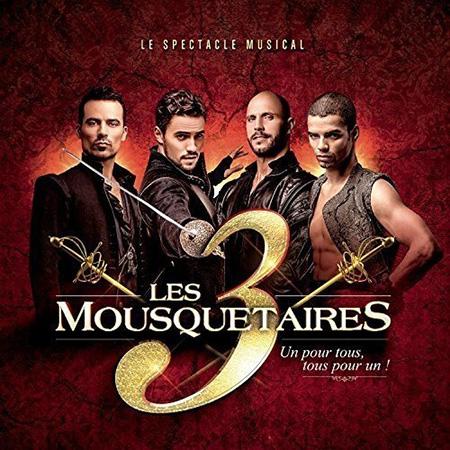 Les Trois Mousquetaires - L'album