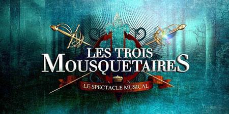Les Trois Mousquetaires - Le spectacle musical
