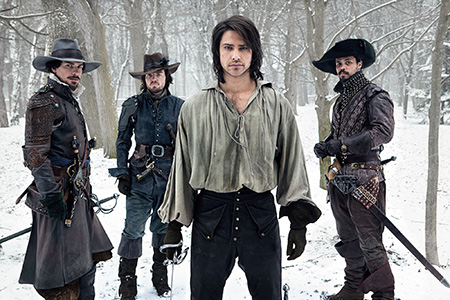 BBC - The Musketeers