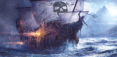 Le mystère du pirate