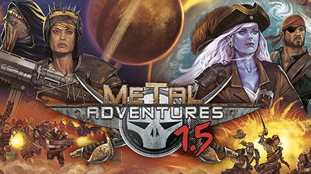 Metal Adventures 1.5