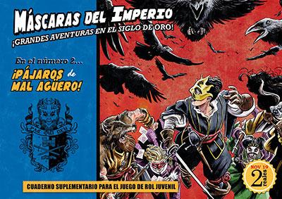 Máscaras del imperio - ¡Pájaros de mal agüero!