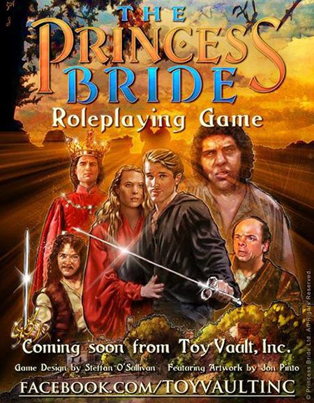 Princess Bride - Le jeu de rôle