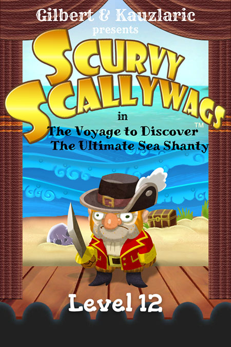 Scurvy Scallywags
