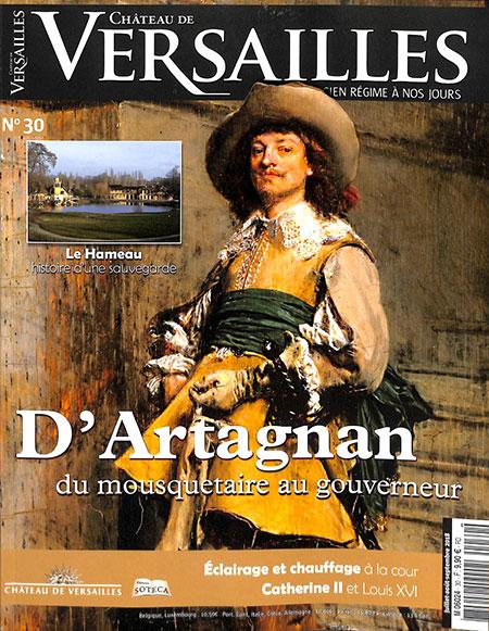 Château de Versailles - D'Artagnan, du mousquetaire au gouverneur