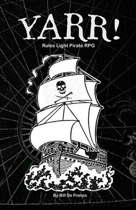 Yarr ! The pirate ArrPG