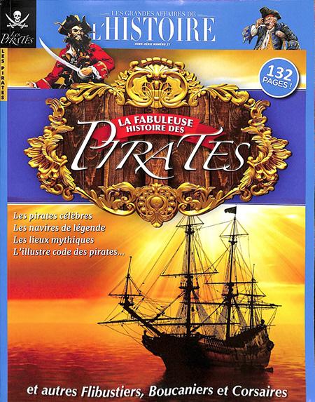La fabuleuse Histoire des pirates
