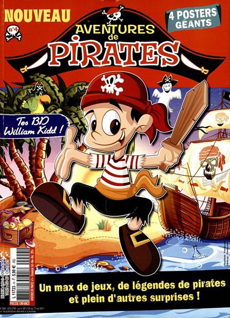 Aventures de pirates