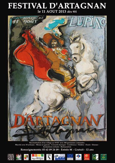 Deuxième Festival d'Artagnan