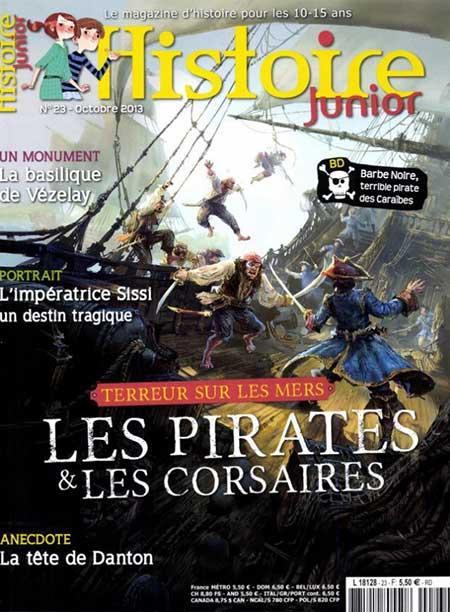 Histoire Junior n°23
