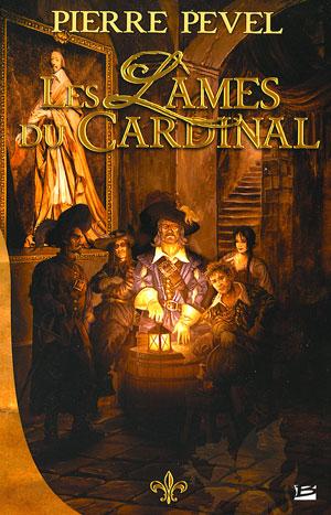 Les Lames du Cardinal - Couverture de la première édition