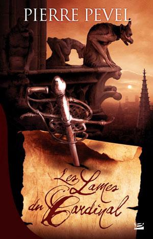 Les Lames du Cardinal - Couverture de la seconde édition