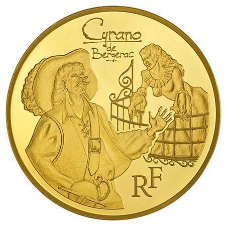 Monnaie de Paris - Cyrano