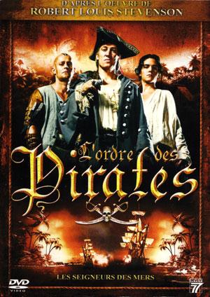 L'Ordre des pirates - jaquette française