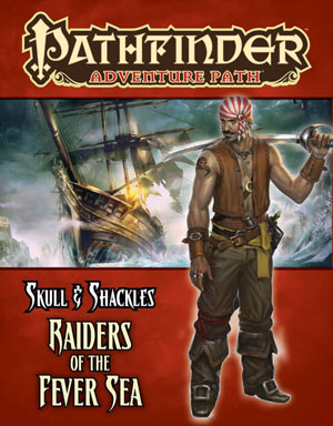 Pathfinder - Skulls & Shackles