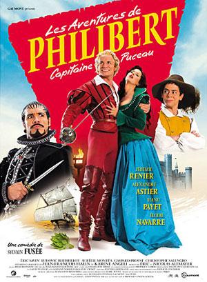 Philibert, le capitaine puceau