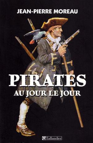 Pirates au jour le jour (Jean-Pierre Moreau)