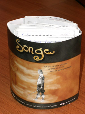 La PocketBox Songe