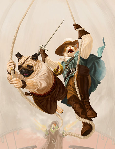 Pirates of Pugmire
