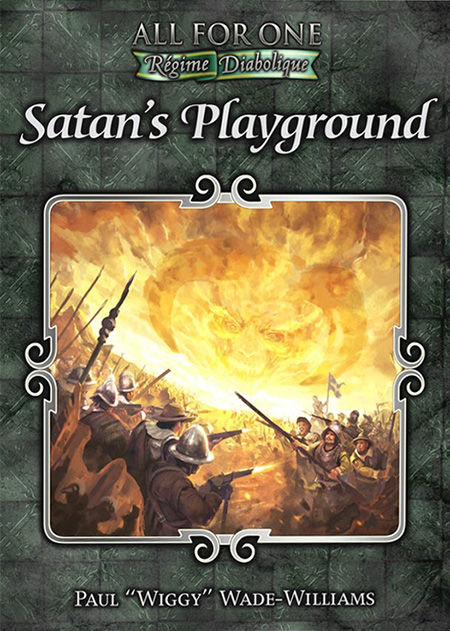 All for One - Satan's Playground