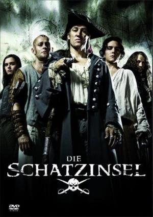 L'Ordre des pirates - jaquette allemande