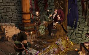 Les Sims Medieval : Pirates & Nobles