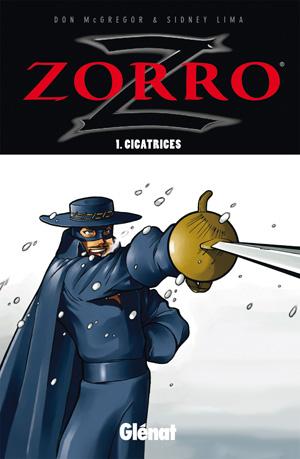 Zorro (Don McGregor, Sidney Lima)