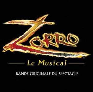 BO Zorro - le musical